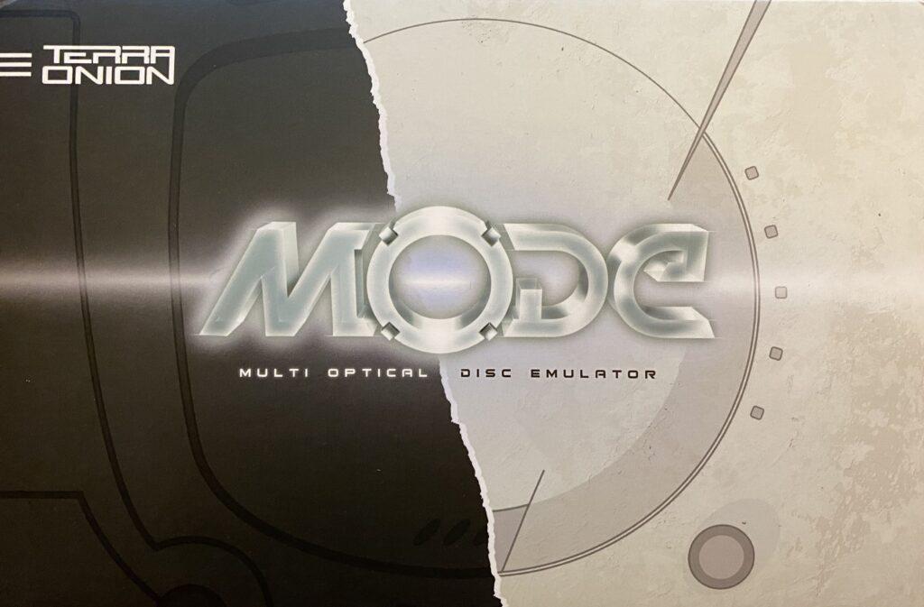 TerraOnion MODE – Dreamcast Einbau und Review